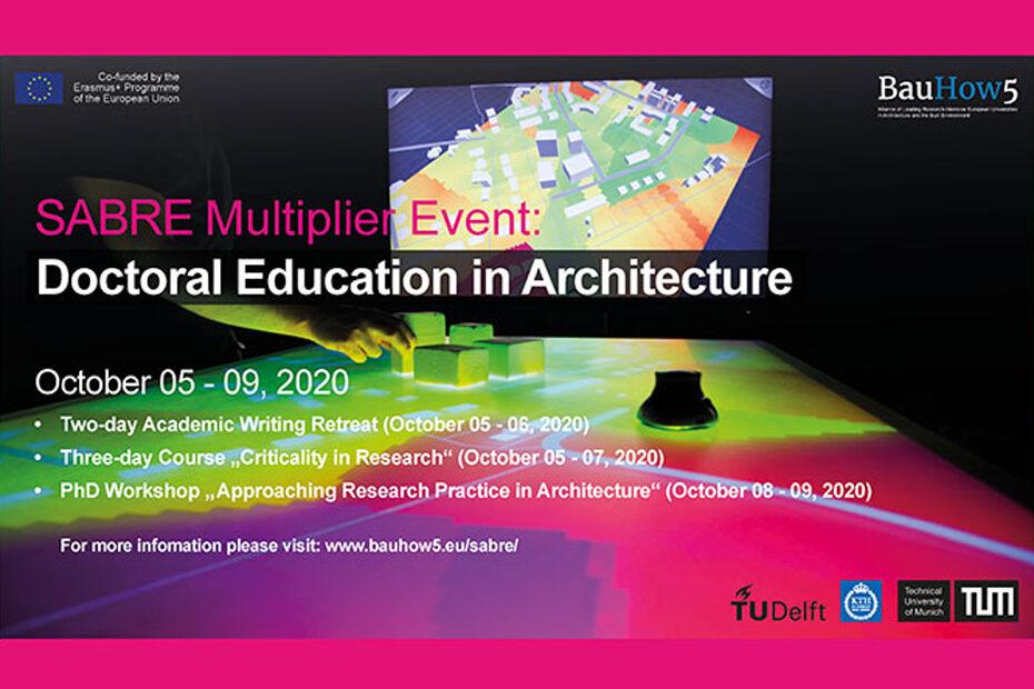 210303_DoctoralEducationInArchitecture